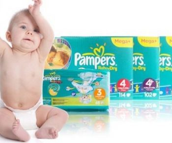 coupons rabais pampers