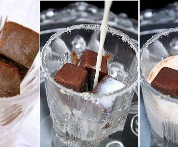 chocolat-ice-cube