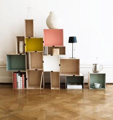 des astuces pour cr er des rangements beaux et moins chers quebec echantillons gratuits. Black Bedroom Furniture Sets. Home Design Ideas