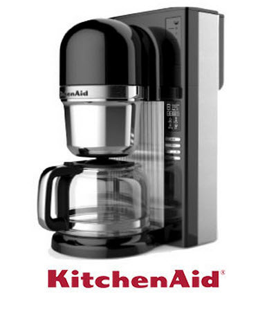 gagnez une machine caf kitchenaid. Black Bedroom Furniture Sets. Home Design Ideas