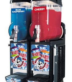 machine a slush