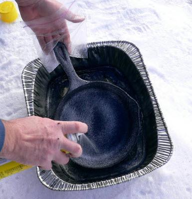 Comment nettoyer votre po le en fonte pour qu 39 elle for Comment nettoyer la fonte