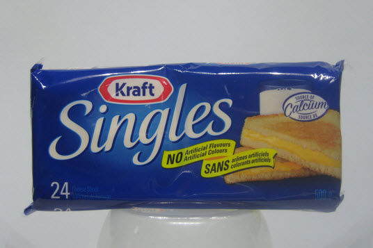 Fromage en tranches singles de kraft 1 72 apr s coupon for Fromage en special