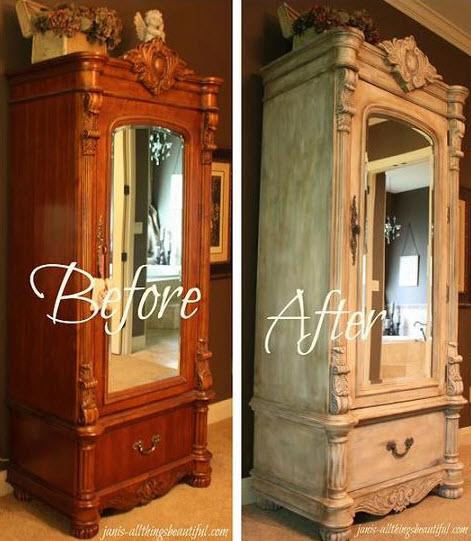 Comment blanchir vos meubles pour plus de style quebec chantillons gratuits - Blanchir un meuble ...