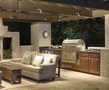 cuisine ext rieure am nagement de jardin gagner. Black Bedroom Furniture Sets. Home Design Ideas