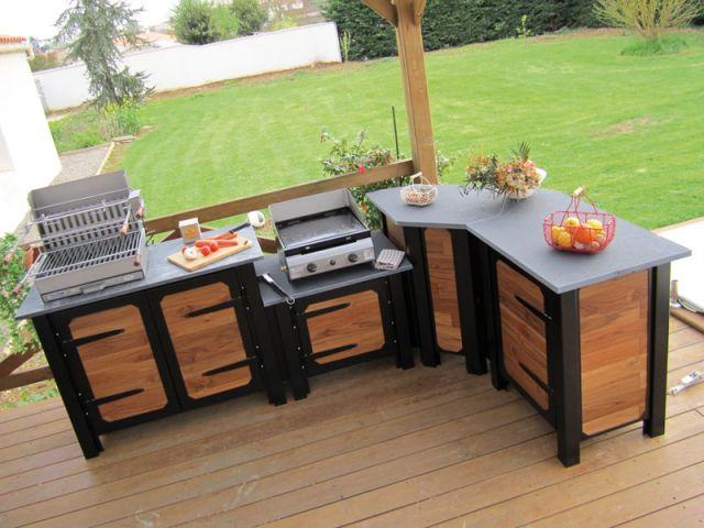 Gagnez votre cuisine d 39 t de 2800 - Cuisine d exterieure ...