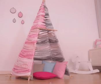 comment fabriquer un tipi pour vos enfants quebec echantillons gratuits. Black Bedroom Furniture Sets. Home Design Ideas