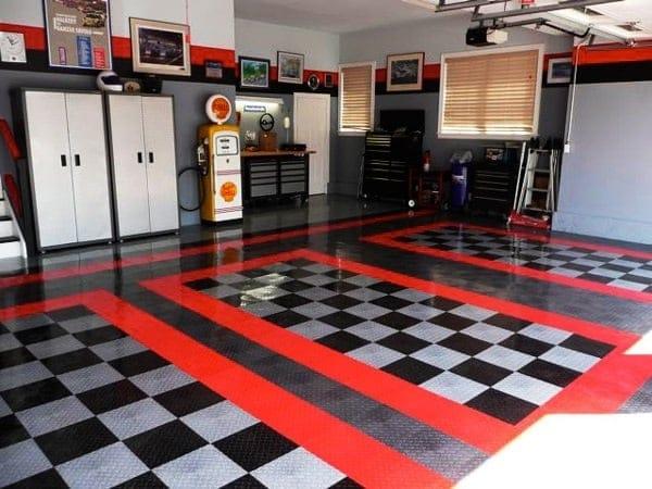Gagnez 2000 pour votre plancher de garage - Garage et surface de plancher ...