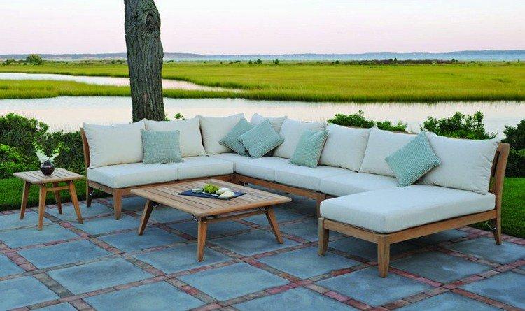 Gagnez un ensemble de mobilier de jardin de 4000$