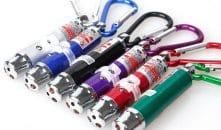 3 in 1 UV Laser LED Flashlight Torch
