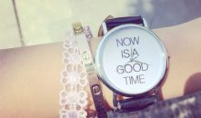 now is a good time montre
