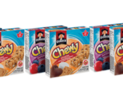 barres tendres Chewy Quaker