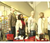 Astuces pour choisir la file d'attente la plus rapide au supermarché