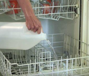 versez du vinaigre dans votre lave vaisselle et appr ciez le r sultat quebec echantillons. Black Bedroom Furniture Sets. Home Design Ideas