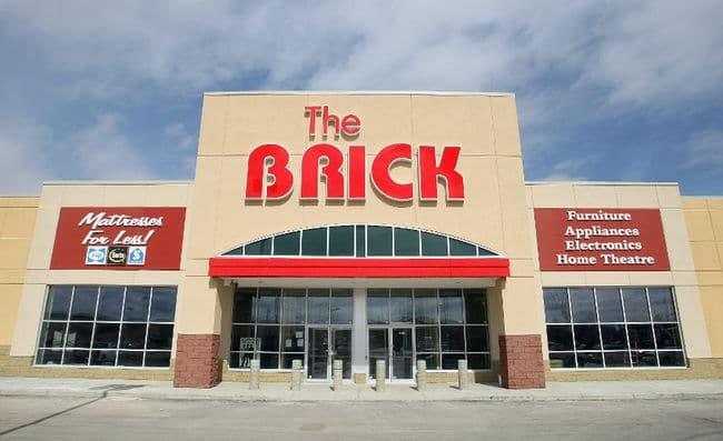 Gagnez 7500 d penser chez brick for Chez brick meuble quebec