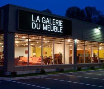 Un ch que cadeau de 500 d penser chez galerie du meuble for Galerie du meuble quebec