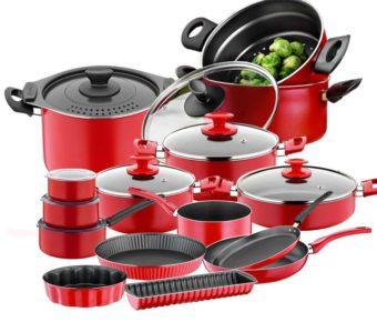Batteries de cuisine cr pi res bbq mijoteuse et plus for Tablier de cuisine ricardo