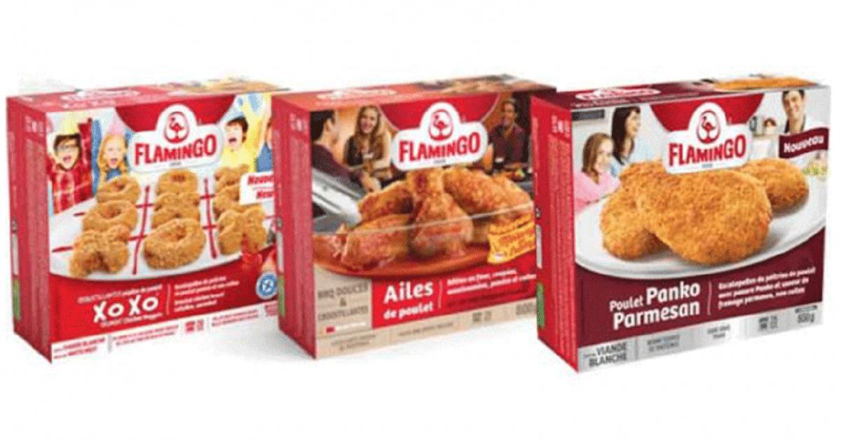 coupon rabais aile de poulet flamingo