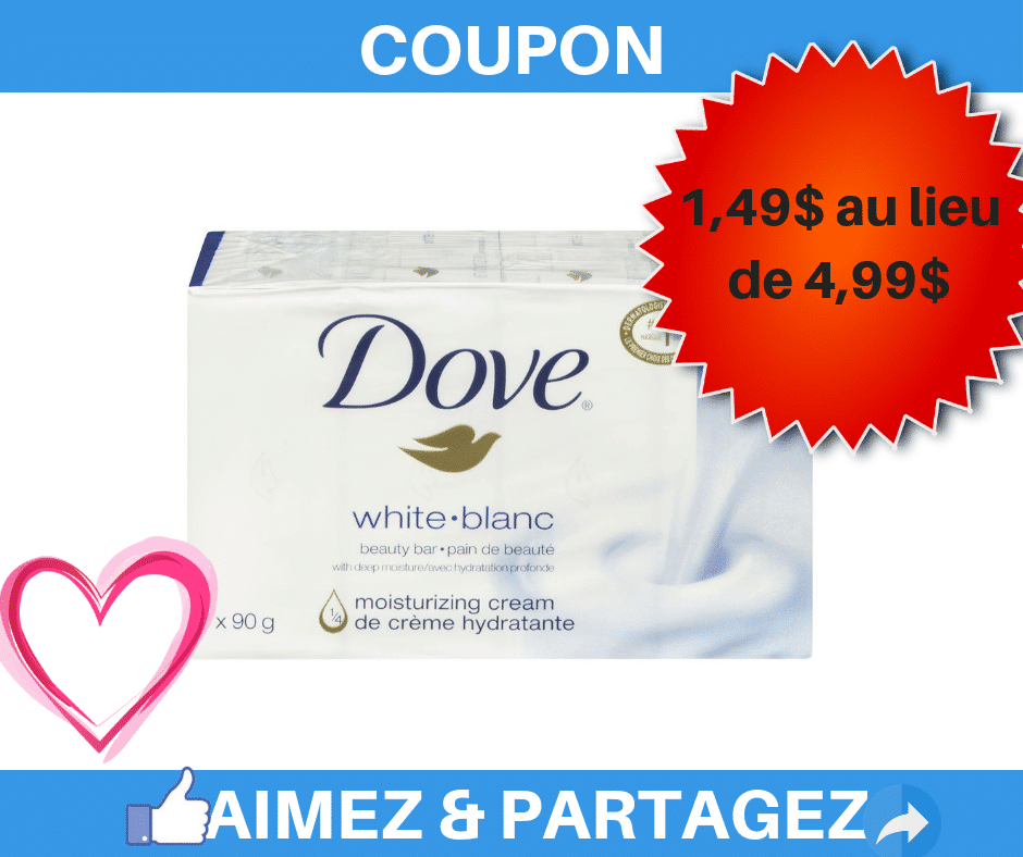coupon dove