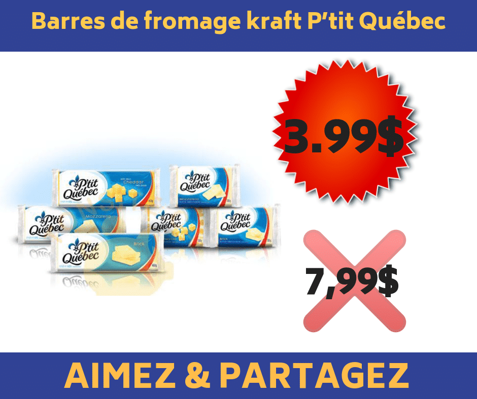 coupon ptit quebec