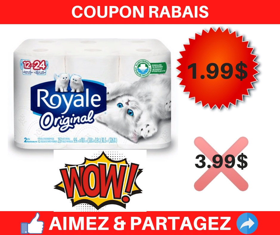 coupon royale