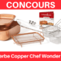 Gagnez un Copper Chef Wonder Cooker