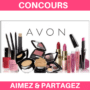5 collections beauté d'Avon à remporter (500$)