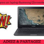 Gagnez un laptop Samsung Chromebook