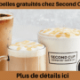Café Second Cup gratuit!