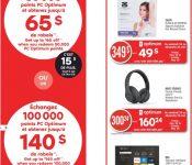 Circulaire Pharmaprix 25 mai – 31 mai 2019