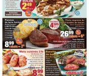 Circulaire Les Aliments M & M 13 juin – 19 juin 2019