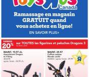 Circulaire Toys R Us 7 juin – 13 juin 2019
