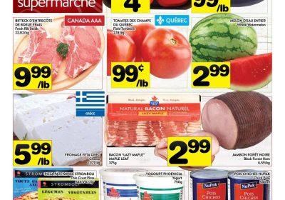Circulaire Supermarché PA 19 août – 25 août 2019