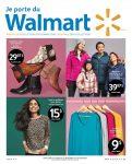 Circulaire Walmart 12 septembre - 9 octobre 2019