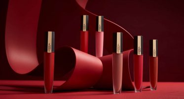 loreal concours rouge a levres