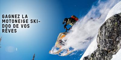 ski doo motoneige brp concours 1
