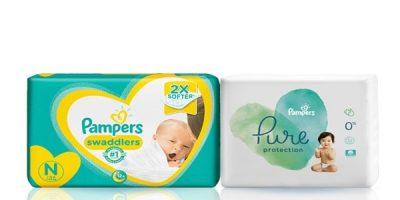pampers sampler