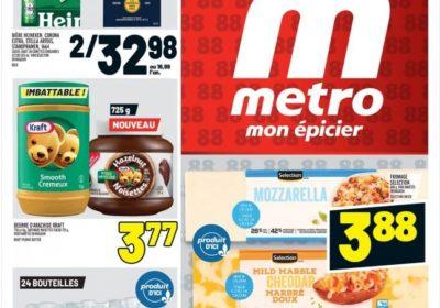 Circulaire Metro 28 mai - 3 juin 2020