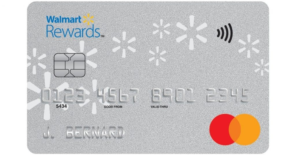 Walmart Canada Rewards Mastercard