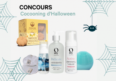 cocooning halloween