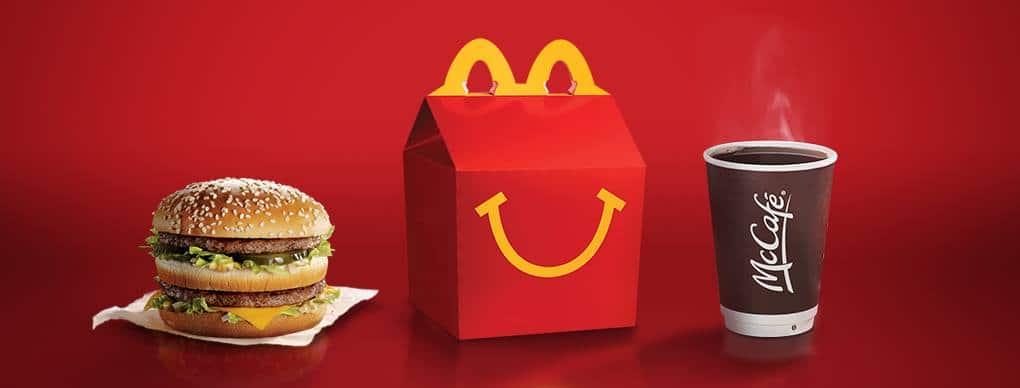 Coupons Rabais McDonald's