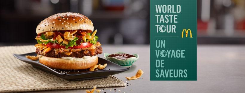 Rabais McDonald's imprimables