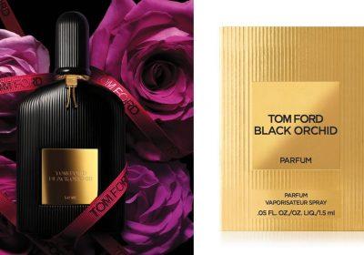 tom ford echantillon black orchid gratuit