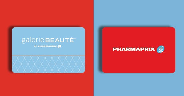 carte pharmaprix concours