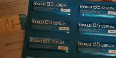 echantillons gratuits la roche posay hyalu b5 1