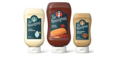 sir kensingtons gratuits condiments echantillons