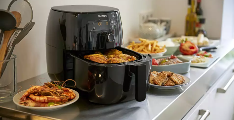 airfryer friteuse philips concours