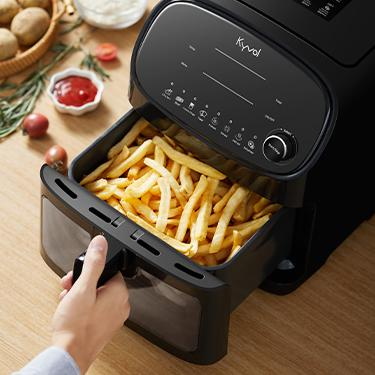 kyvol air fryer friteuse concours
