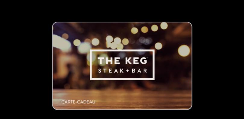the keg cartes