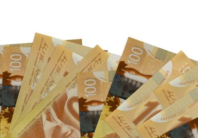 dollars canadien concours